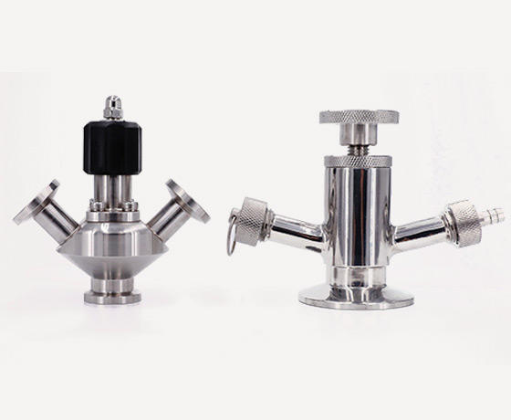 Aseptic Sampling Valves